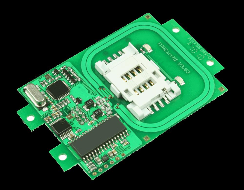TWN3-Multi-ISO-OEM-PCB