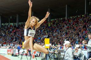 Deutscher Leichtathletik Verband Weitsprung