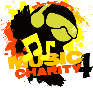 Music4Charity Logo