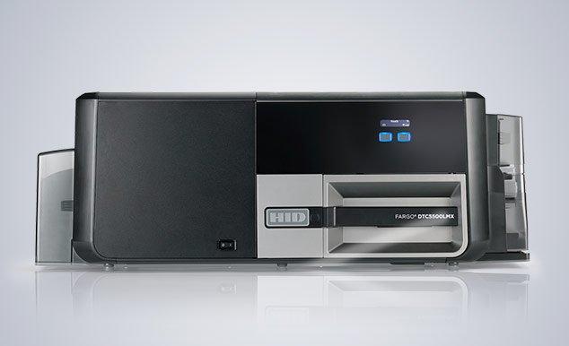 Kartendrucker, Plastikkartendrucker und Chipkartendrucker