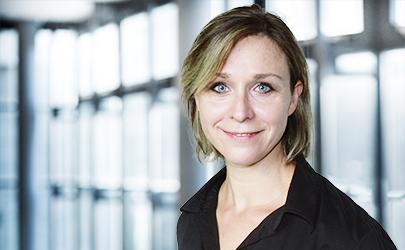 Judith Backes : Logistik und Export