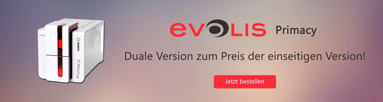Evolis Primacy Dual Promo