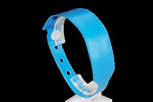 Festivalbänder mit RFID und Druckverschluss