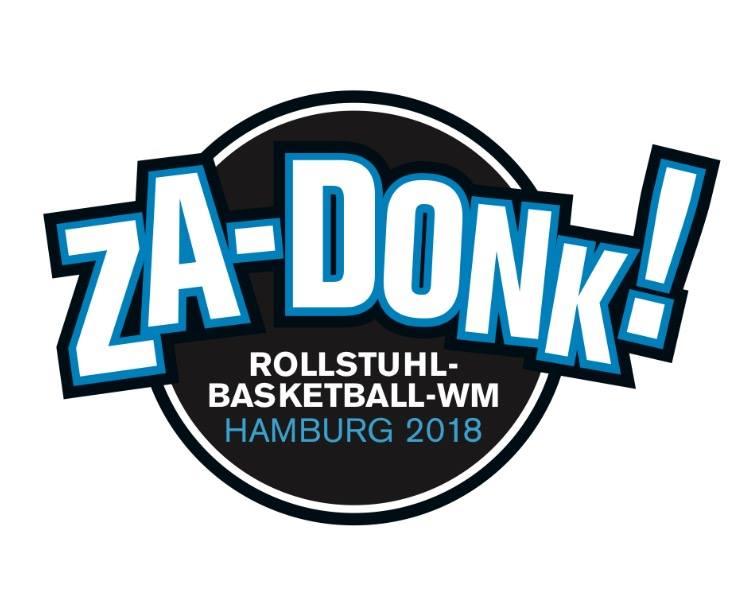 Rollstuhl Basketball WM 2018 Hamburg Za-Donk