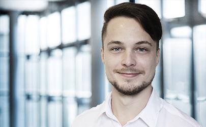 Alexander Czére-Mittelsdorf : Auszubildender Vertrieb