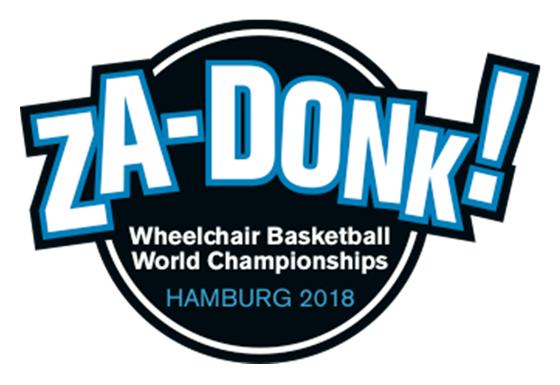 Rollstuhlbasketball Weltmeisterschaft 2018 [Akkreditierung]