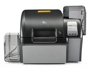 kartendrucker zebra zxp9 series
