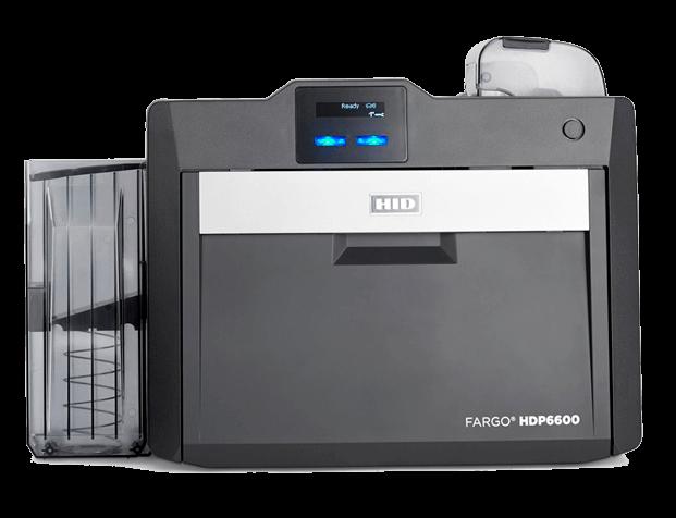 HID Fargo HDP6600 Ausweisdrucker