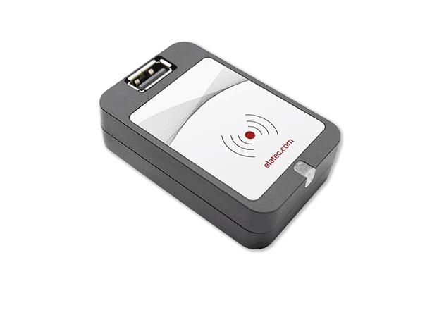 Elatec TWN4 USB Front Kartenleser Vorderseite