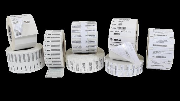 RFID Labels Zebra